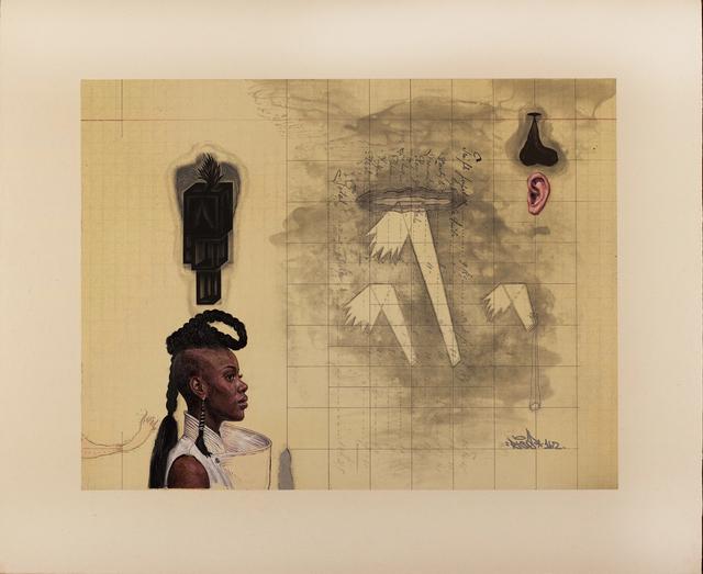 , 'Mercury in Retrograde ( with Sean Caufield) ,' 2017, Peter Robertson Gallery