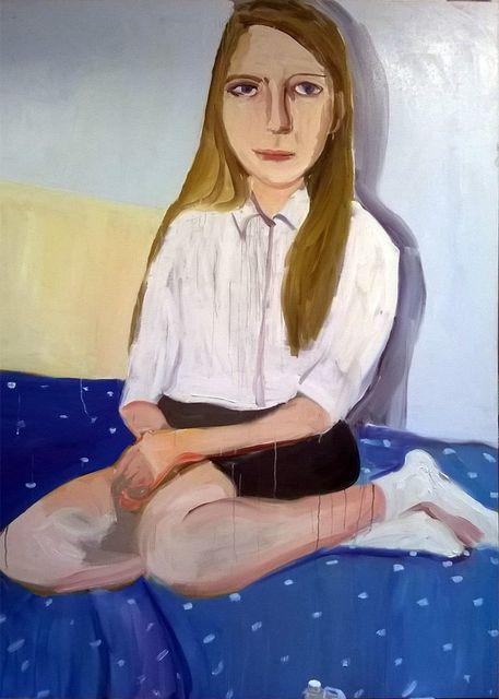 , 'Marina,' 2014, Cheim & Read