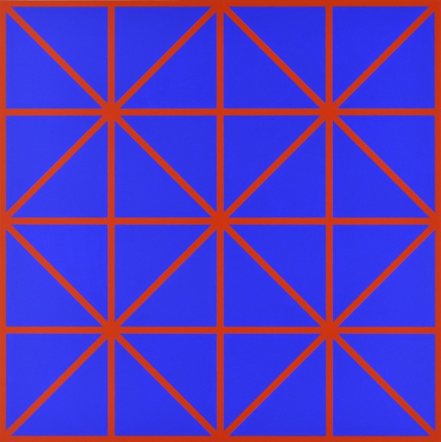 , 'Blue-Red #2,' 2016, Fredericks & Freiser