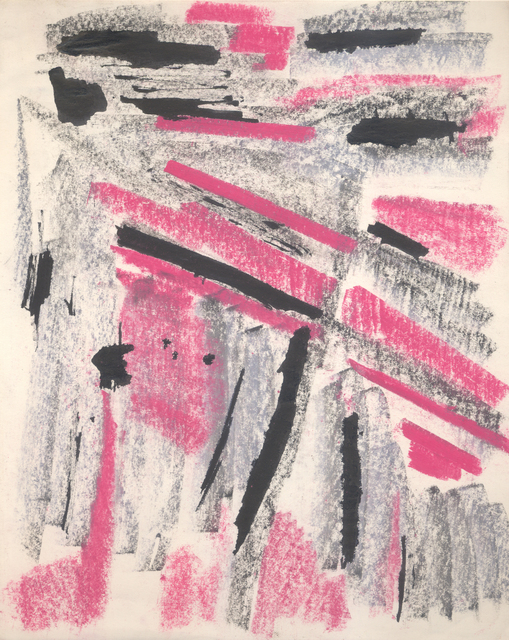 Gustav Metzger, 'Untitled', 1958-1959, Christine König Galerie