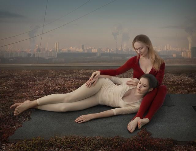 , 'Constant,' 2015, Galerie Lilja Zakirova