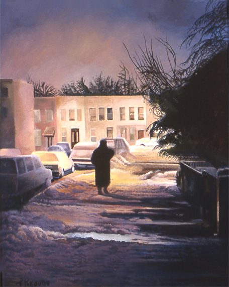 , 'Connie in December,' 2004, Hal Bromm