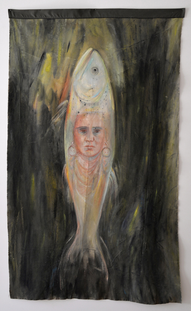, 'Chief Joseph and the White Fish,' , Carter Burden Gallery