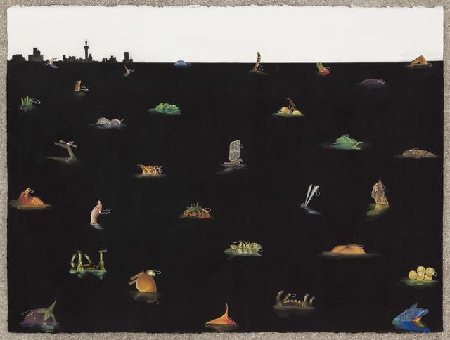 , 'Extra-Ordinary,' 2012, Gallery Odyssey