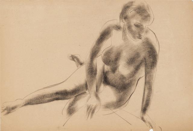 , 'Figure Study,' 1927-1933, Noguchi Museum