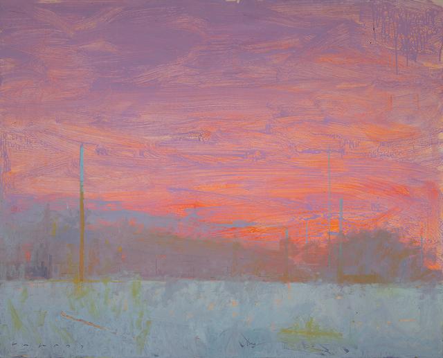 , 'Sunset,' 2018, Sue Greenwood Fine Art