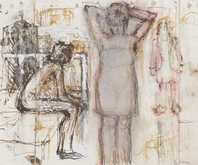 , 'Tree Women,' , Betty Cuningham