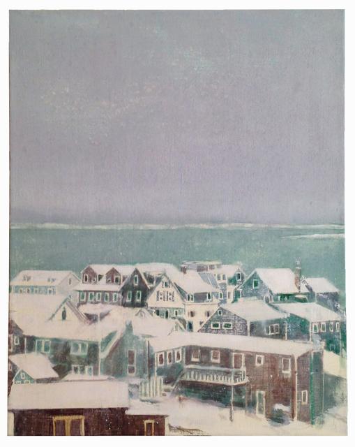 Daniel Bodner, 'Provincetown Snow', 2017, Albert Merola Gallery
