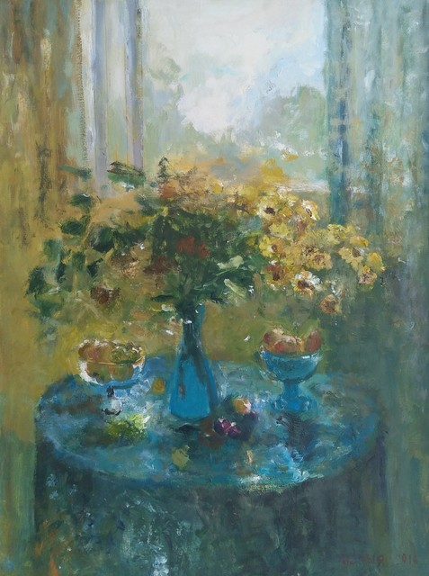 Mariya Isaenok, 'Autumn Light', 2018, Ma.Ma. Art Gallery