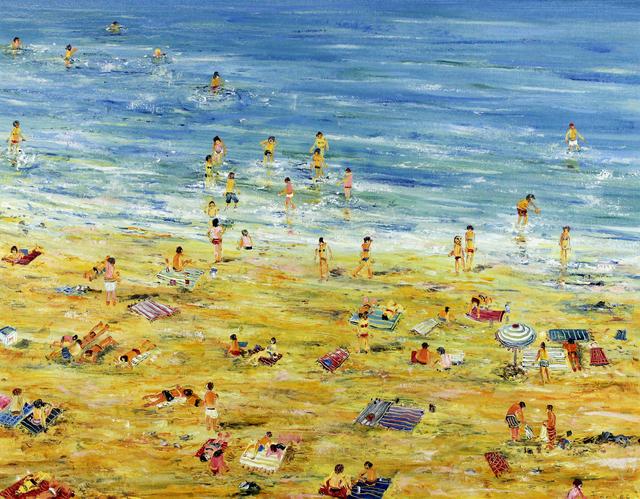 , 'Bathers,' 2018, Gormleys Fine Art