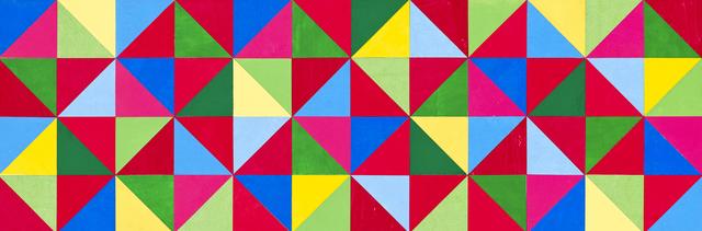 , 'Five colors Mandala,' 2003, Gallery Doll
