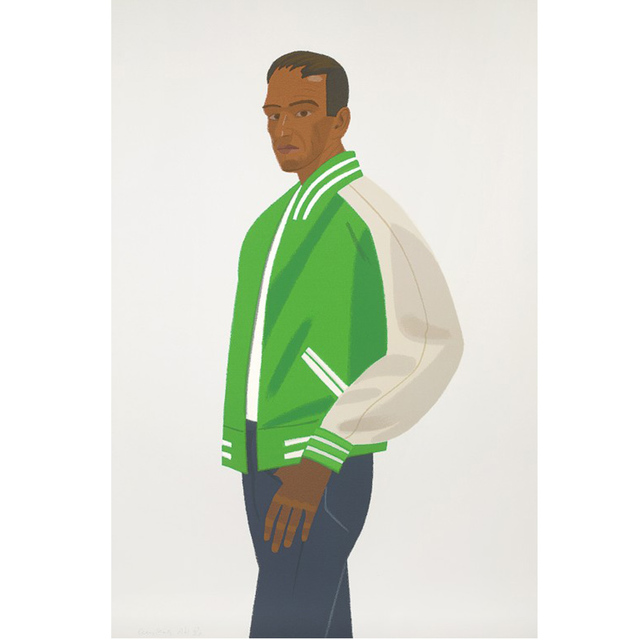, 'Green Jacket,' 1990, David Benrimon Fine Art