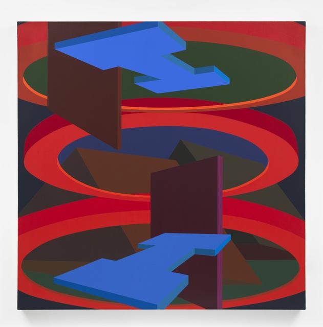 Al Held, 'Centauri I', 1989, White Cube