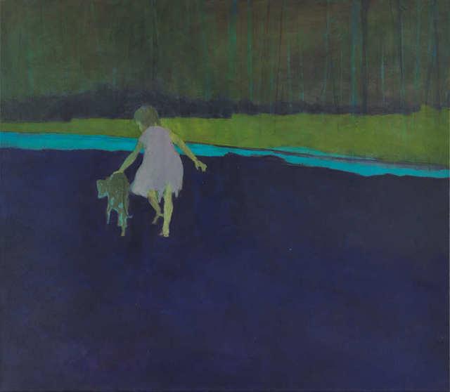 , 'Untitled (Mit dem Traum im Nacken 6),' 2016, OSME Gallery