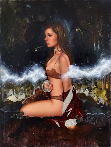 , 'Tidal,' 2018, Haven Gallery
