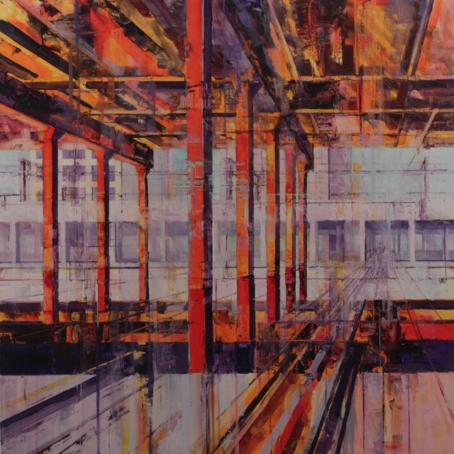 , 'Passages V,' 2016, Stanek Gallery
