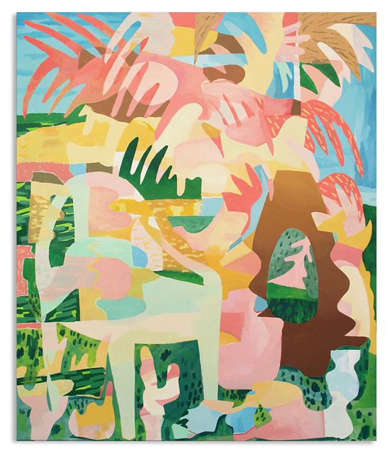 Trina Turturici, 'Backyard Boogaloo', 2016, Uprise Art