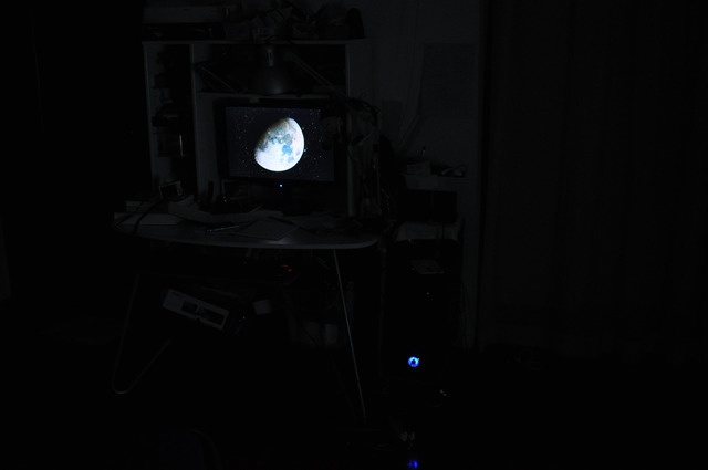 , 'The Moon in My Room,' 2010, Phoenix Art Palace