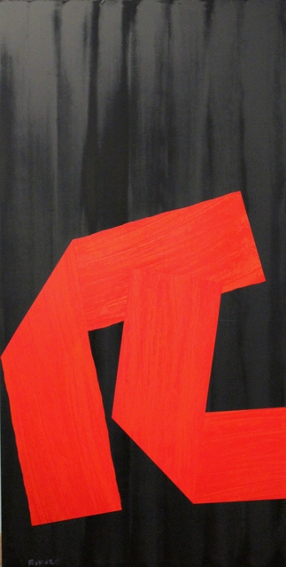, 'Black & Red,' 2006, Gallery Elena Shchukina