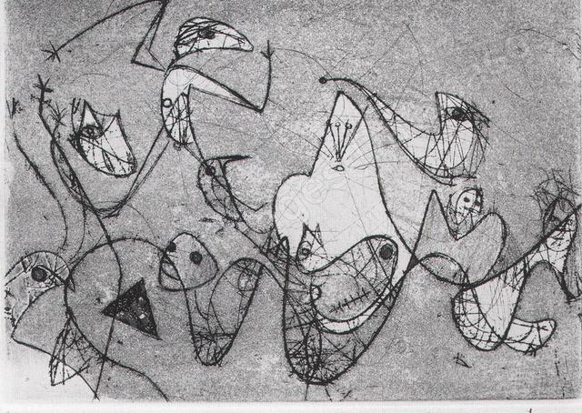 , 'OHNE TITEL, 1950,' ca. 1950, bG Gallery