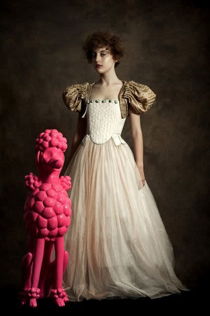 Romina Ressia, 'Portrait of a woman with her Dog', 2019, House of Fine Art - HOFA Gallery