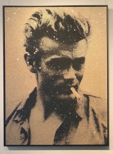 , 'James Dean, Atomic Black & Gold,' , Art Angels