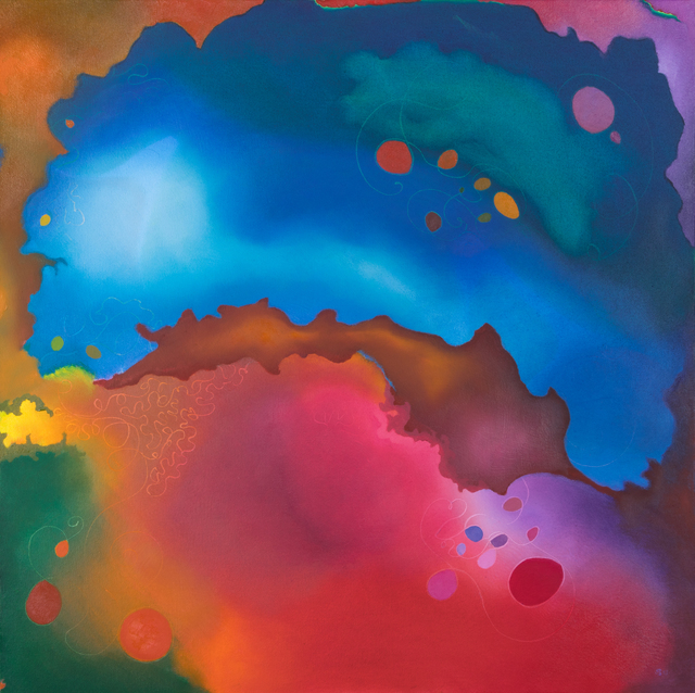 Su Knoll Horty, 'Color Pops 17', 2016, InLiquid