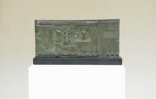 , 'Wall Relief, Maquette no.1,' 1955, New Art Centre