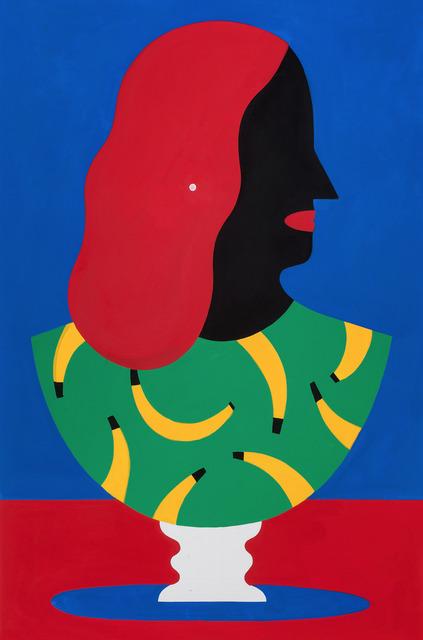 , 'Bust n°2,' 2018, M77 Gallery