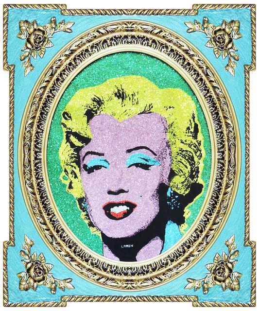 , 'Marilyn,' 2018, Larenland Art Space