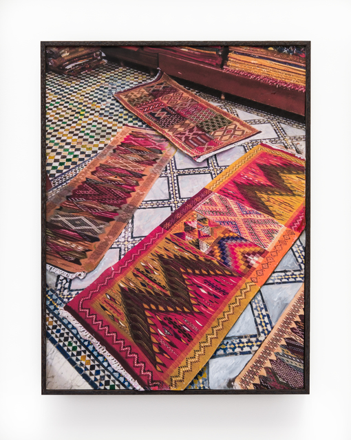 , 'Moroccan Rugs (Morocco),' 2018, Reynolds Gallery