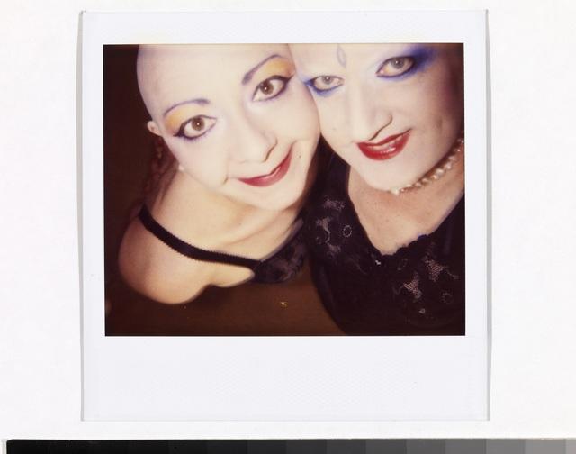 , 'Polaroid Diary, 02.03.2003, Paris,' 2003, Musée d'Art Moderne de la Ville de Paris