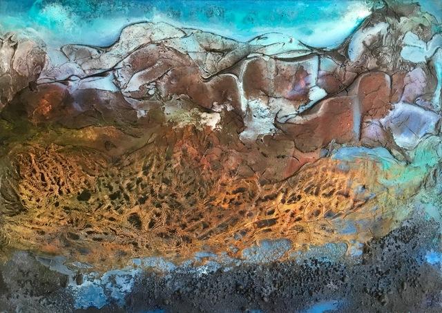 , 'Timanfaya Lanzarote,' 2017, Sarasin Art