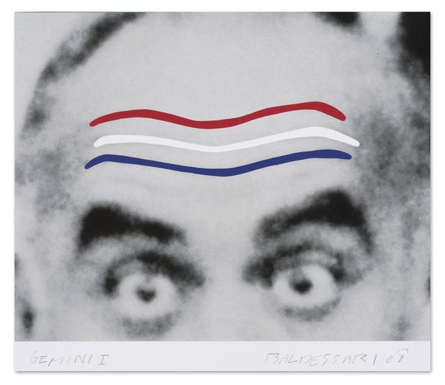 , 'Raised Eyebrows/Furrowed Foreheads,' 2008, Gemini G.E.L.