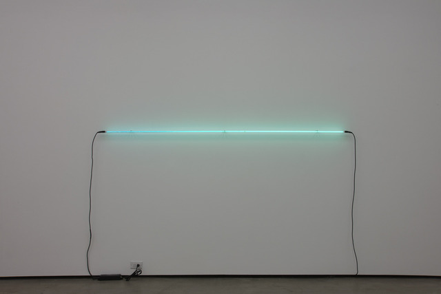 , 'Space No. 1 Neon,' 1971, Fredericks & Freiser