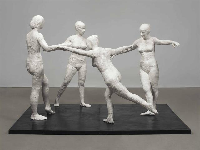 , 'The Dancers,' 1971, Templon