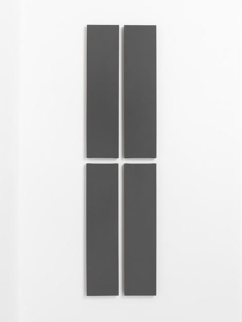 , '4 vertical parts,' 1997, Alfonso Artiaco