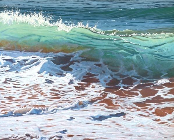 Paul Haggith, 'Shorebreak No. 14', Wentworth Galleries
