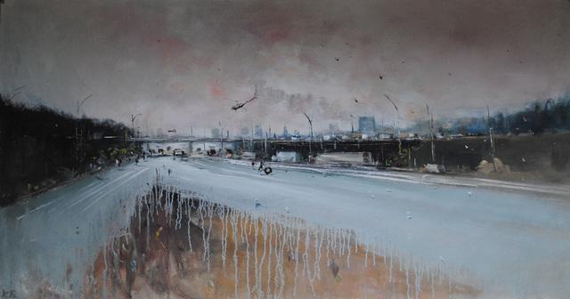 """, '""""The Road 4"""",' 2016, Krokin Gallery"""