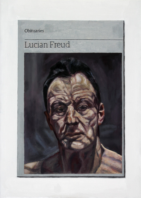 , 'Obituary: Lucian Freud,' 2016, Charlie Smith London