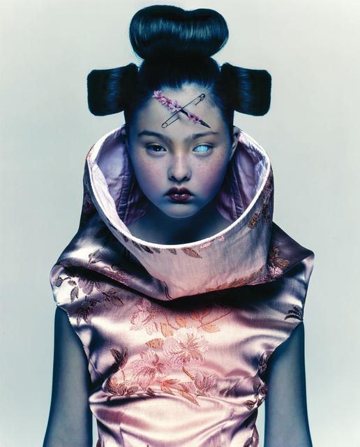 Nick Knight, 'Devon Aoki for Alexander McQueen', 1997, CHRISTOPHE GUYE GALERIE
