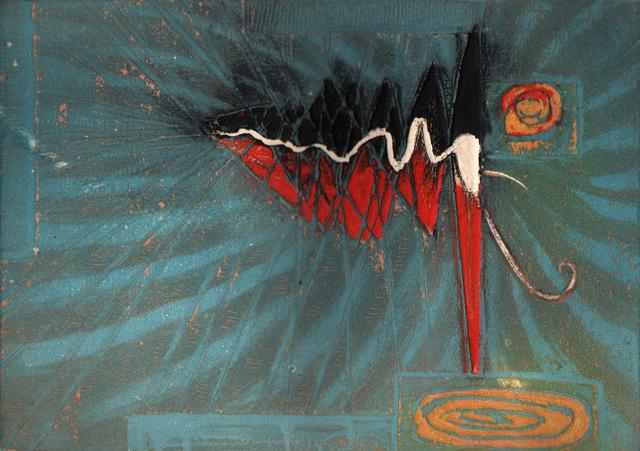 , 'Fish,' ca. 1952, Dolan/Maxwell