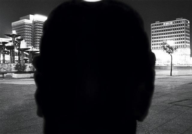 , 'Nacht 1. Alexanderplatz, Berlin,' 1986, photo edition berlin