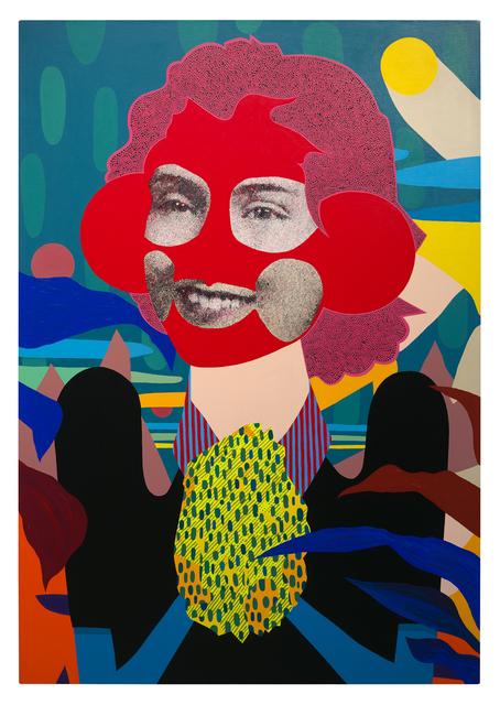 , 'Meteor Nights,' 2016, Allouche Gallery