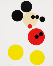 Damien Hirst, 'Mickey,' 2014, Phillips: Evening and Day Editions (October 2016)