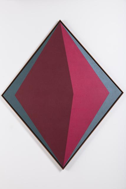, 'Unidade Sequêncial VIII,' 1984, Simões de Assis Galeria de Arte