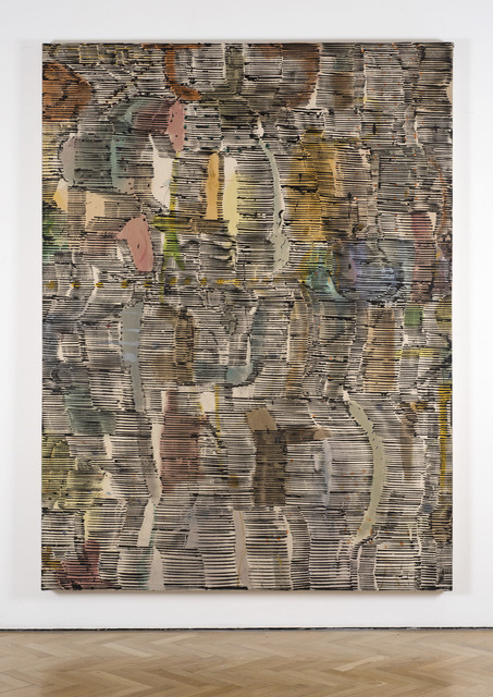 , 'ATTGAC,' 1995, Vigo Gallery