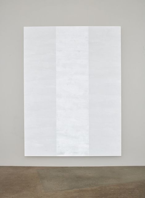 , 'Untitled (White Inner Band, Beveled),' 2011, Kayne Griffin Corcoran