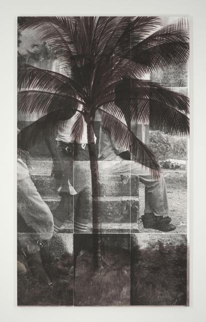 , 'Grey Area, 3.3,' 2017, Luis De Jesus Los Angeles