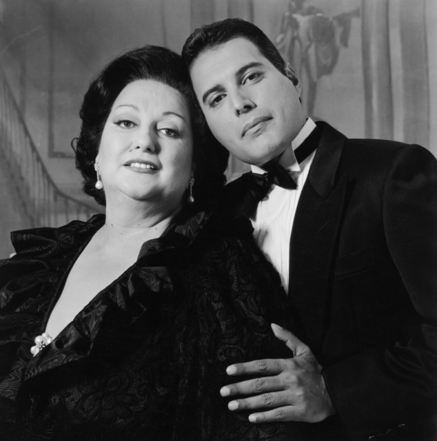 Terry O'Neill, 'Barcelona Duo: Freddie Mercury and Montserrat Caballe (1980's)', 1980's, Gallery 270